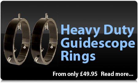 Heavy duty guidescope rings0