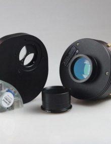 "QHY9s + 2"" Filter Wheel"