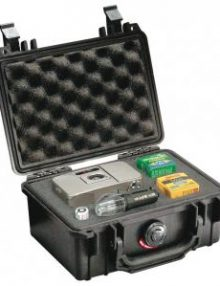 PELI Camera Case 1120 Black With Foam