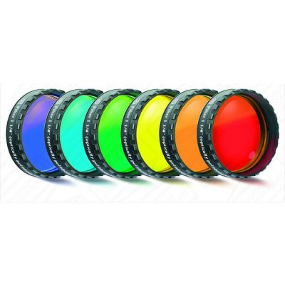 "Baader Colour Filter Sets 6 filters available in 1.25"" and 2"""