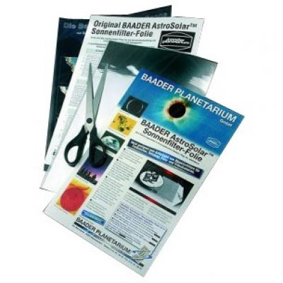 Visual & Photographic AstroSolar ND5 Safety Film