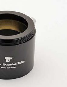 "Standard T Thread to 1.25"" Eyepiece Holder with Additional T Thread"