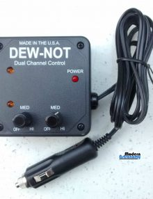 Dew-Not Dual Channel Controller