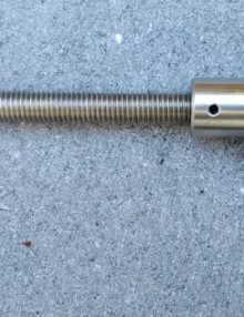Replacement EQ6 Super Latitude Adjustment Bolt