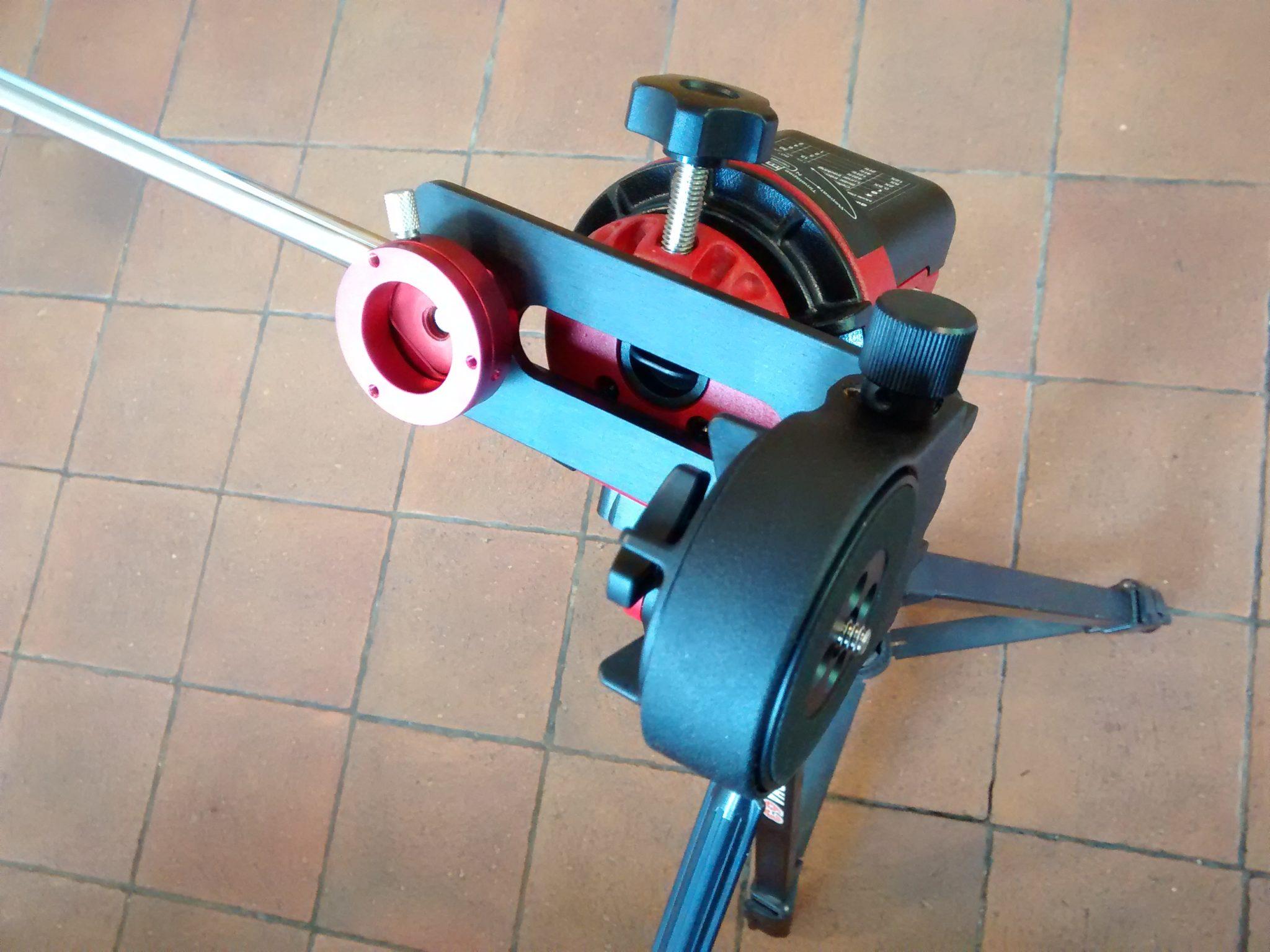 PoleMaster Adapter for Star Adventurer