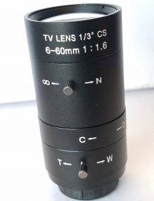 Revolution Imager 6 - 60mm Zoom Lens 2