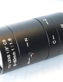 Revolution Imager 6 - 60mm Zoom Lens