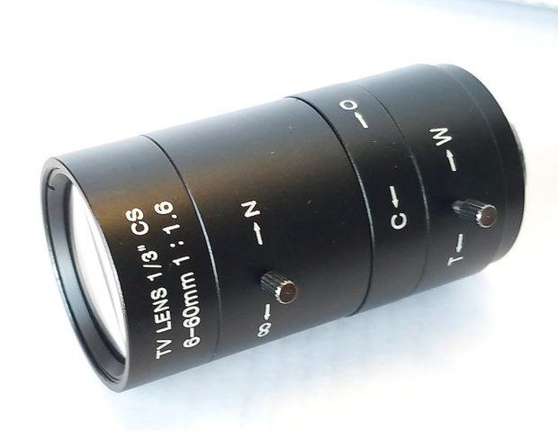 Revolution Imager 6 - 60mm Zoom Lens