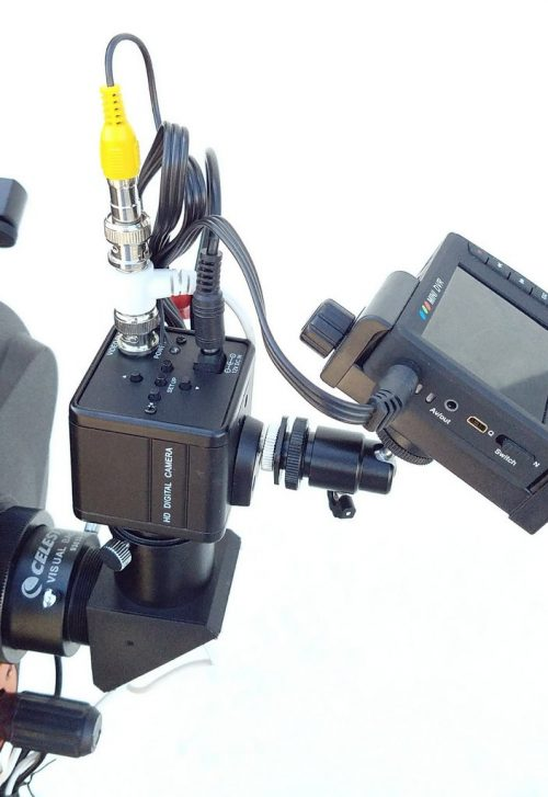 Revolution Imager Hands Free Adapter for DVR 3