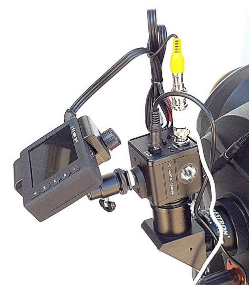 Hands Free Revolution DVR Mount