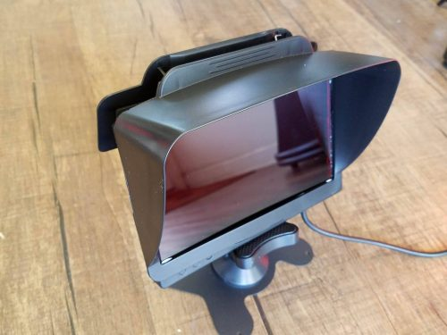 Revolution Imager RED shield for 7 inch monitor