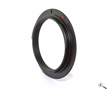 Low Profile Canon EOS M48 (Wide T) Ring