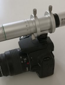 QHY MiniGuideScope and QHY5L-II Mono DSLR Guiding Combo
