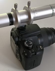 QHY MiniGuideScope and QHY5L-II Mono DSLR Guiding Combo