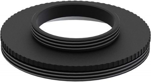 Male T Thread to Male C Mount Adapter